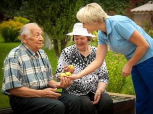 дома для престарелых