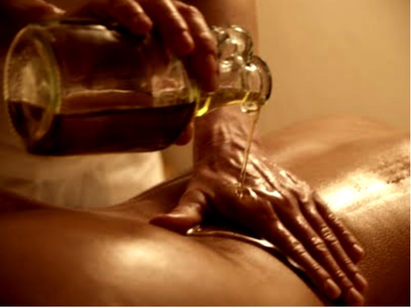Расслабляющий мест массажа для крем интимных