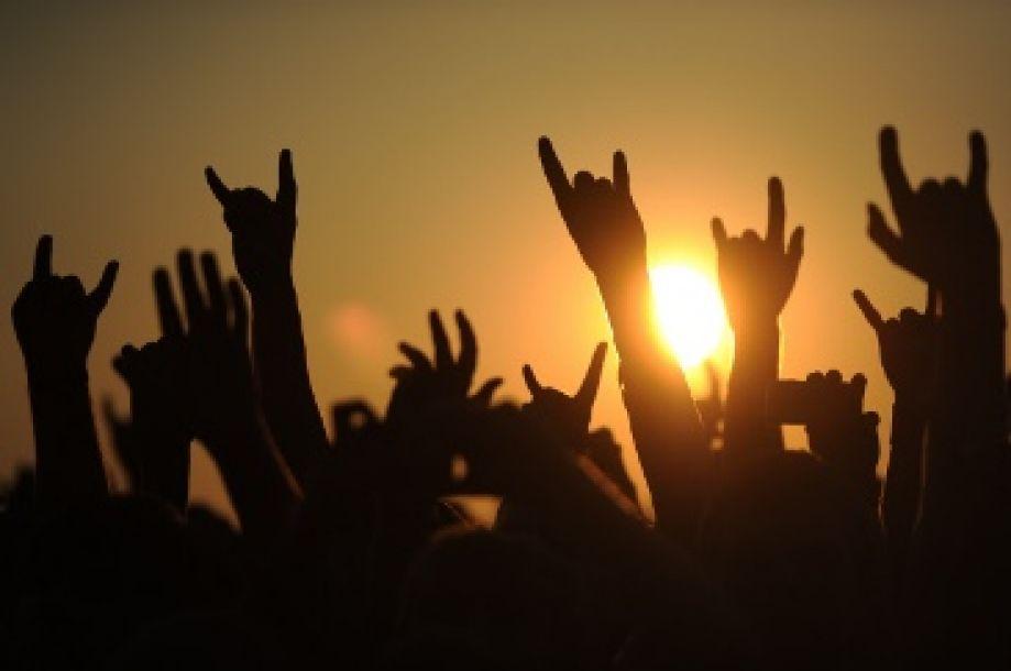 рок фестивали