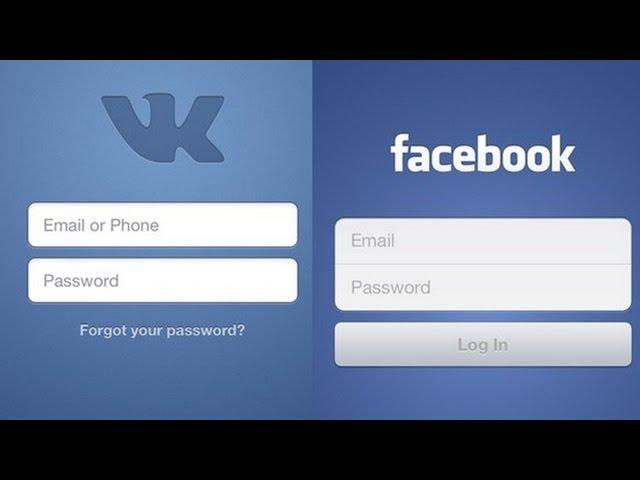 ВКонтакте против Facebook
