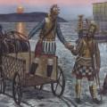 Шлем микенского воина