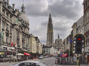 Антверпена