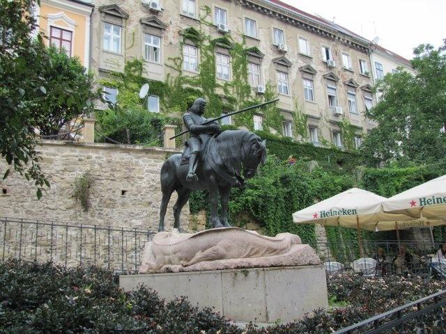 Загребе Георгий Победоносец