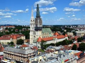 Каптол в Загребе