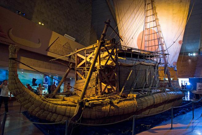Морской музей в Осло