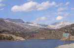 Озеро Эллери в парке Йосемити