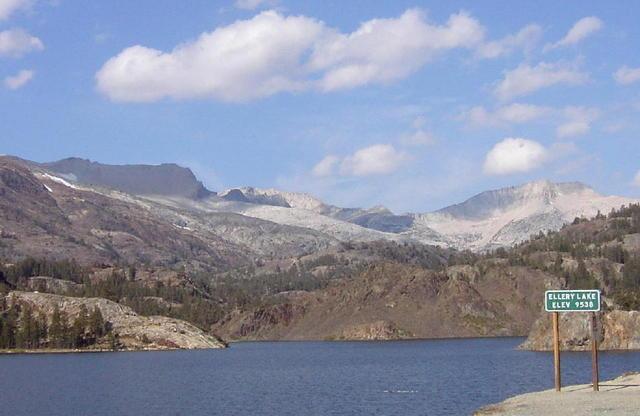 Озеро Эллери