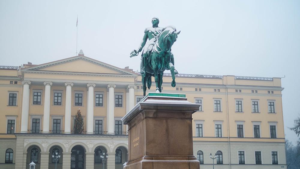 Памятник Карлу Йоахиму Хамбро