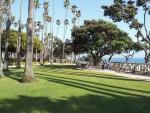 Парк Палисадс в Лос-Анджелесе