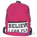 Рюкзак I Believe Red