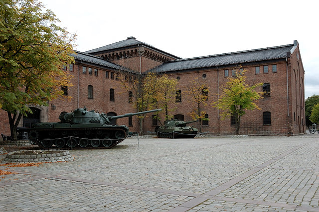 музей сопротивления в Осло