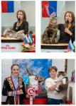 Международная выставка кошек «Зимы очарование»