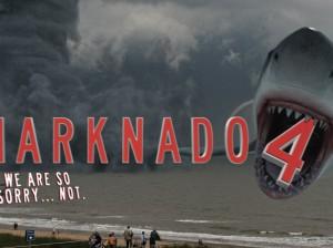 Акулий торнадо 4