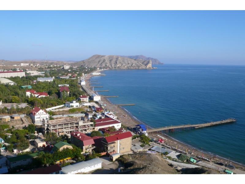 Крым Судак