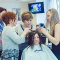 Обучение мастеров процедуре Boost up в студии красоты Елены Глинка