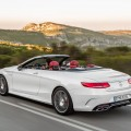 mercedes benz s63 amg cabriolet