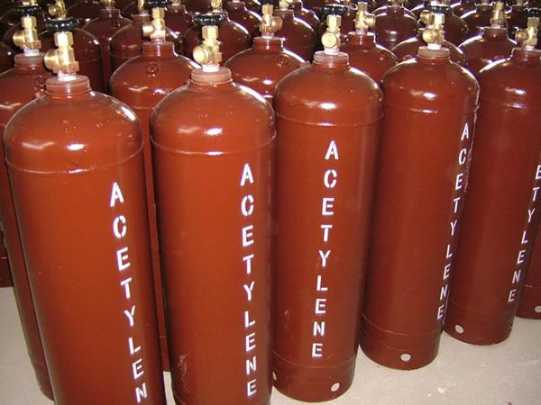 Ацетиленовый газ