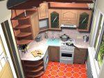 Функциональная мебель для кухни