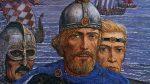 Князь Володша и война с крестоносцами: Мир Полоцка с Новгородом