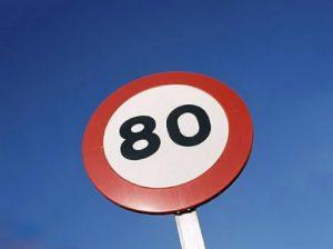 ограничение 80