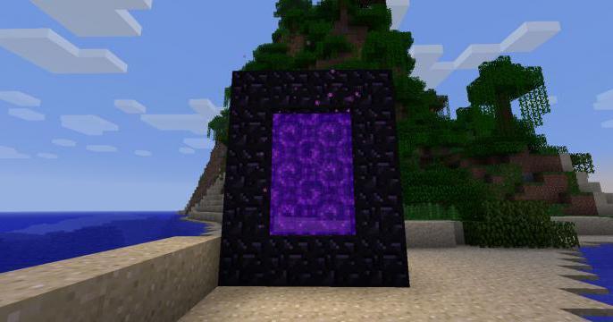 Minecraft как сделать телепорт фото 509