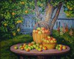 Яблочный (второй) Спас