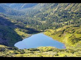 озеро сердце на байкале