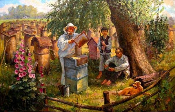пчеловодства в Украине