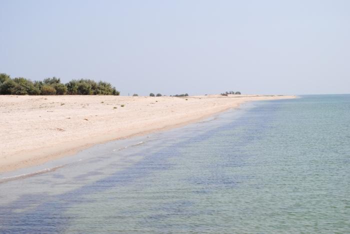 остров Тендра