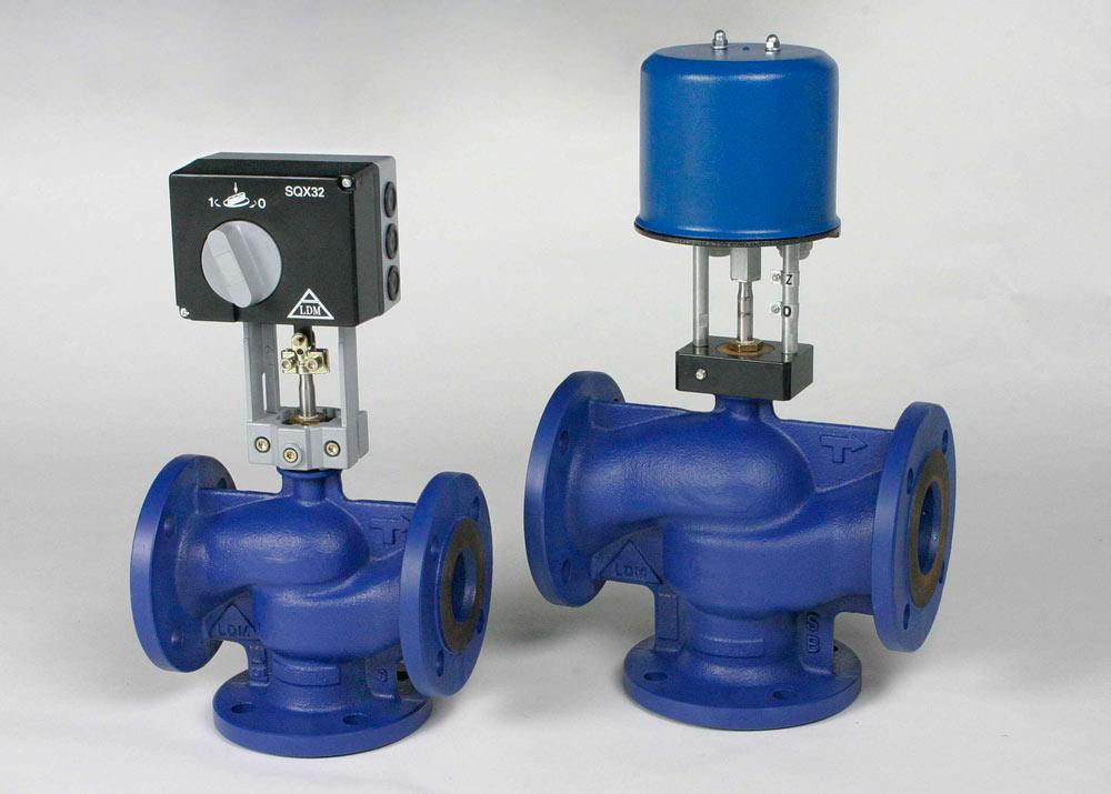 регулирующий клапан RV113регулирующий клапан RV113