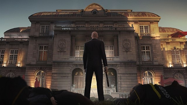 hitman paris
