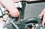 Замена радиатора ВАЗ-2110 своими руками