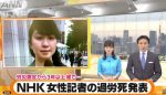 Родители репортера NHK, которая умерла от переутомления, требуют реформы трудовых отношений