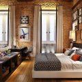 Комнаты в стиле лофт