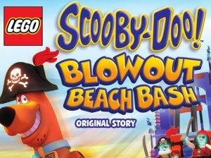 Лего Скуби-ду улетный пляж