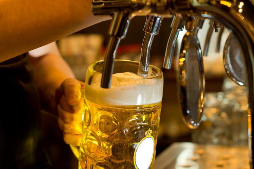 открытие магазина разливного пива по франшизе