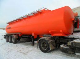 цистерна для перевозки нефтепродуктов